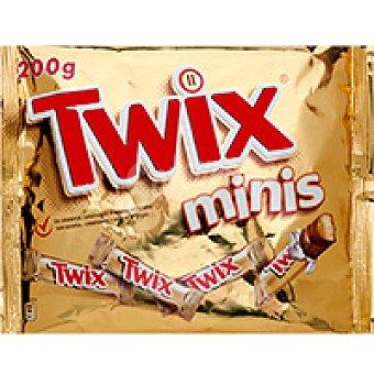 Twix Chocolatina mini Bolsa 4x200 g