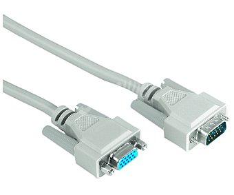 QILIVE VGA-VGA Cable de extensión VGA macho a VGA hembra qilive, longitud 1,8 metros,
