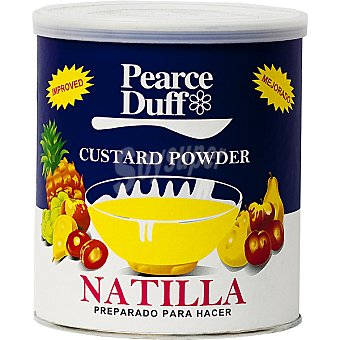 pearce Duff Preparado para hacer natillas Bote 450 g