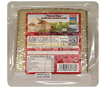ALCAMPO PRODUCCIÓN CONTROLADA Queso de oveja curado 250 g
