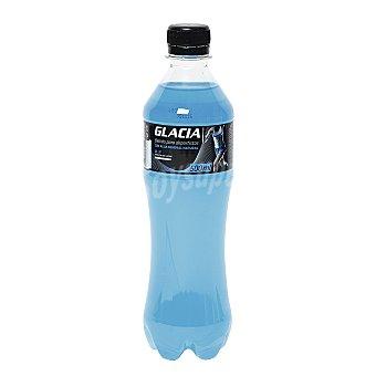 Glacia Bebida refrescante aromatizada azul Botella 50 cl