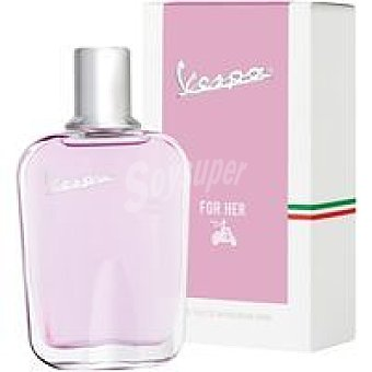 Vespa Colonia para mujer spray 50 ml.