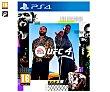 Ufc 4 para Playstation 4. Género: lucha, acción. pegi: +16.  Electronic Arts
