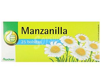 Productos Económicos Alcampo Manzanilla 25 unidades