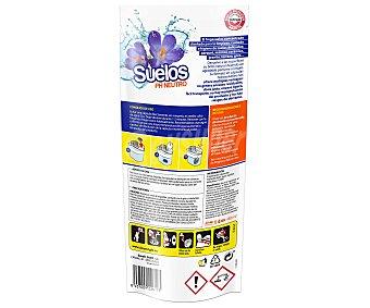 Flopp Detergente concentrado para suelos ph neutro 20 unidades