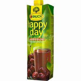 Happyday Néctar de cereza 50% Brik 1 litro