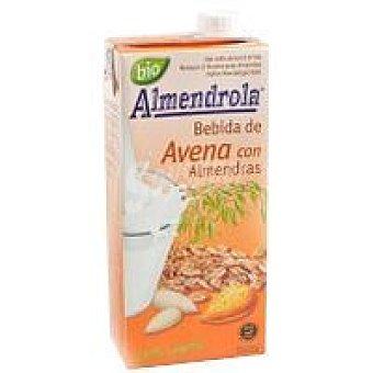 ALMENDROLA Bebida de Avena con Almendra Brik 1 litro