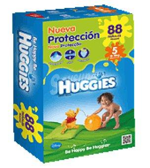Huggies Pañal superseco dúo T5 13-18 Kg 88 ud
