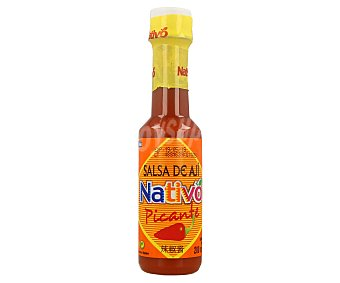 Nativo Salsa de ají picante Frasco de 220 gr