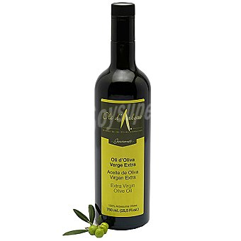 OLI D' arbeca aceite de oliva virgen extra 100% Arbequina Botella 750 ml