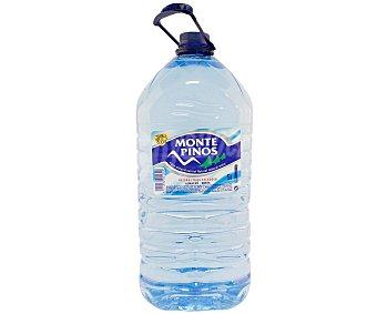 Monte Pinos Agua mineral natural baja en sodio botella 5 l