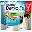 Dentalife snack dental para perros de raza mediana 12-25 kg Envase 345 g Purina