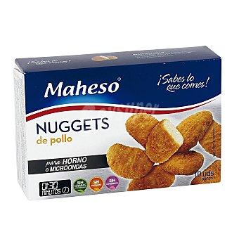 Maheso Nuggets de Pollo Microondas Maheso 260 gr