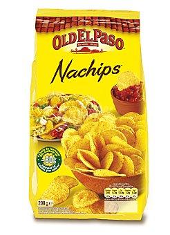 Old el Paso Nachips tortas fritas de maíz Bolsa 200 g