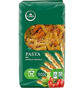 Condis Pasta vegetal espirales 500 G