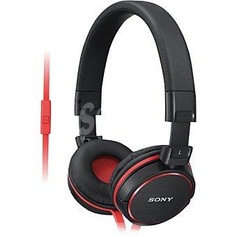 Sony Auriculares de diadema para Smartphones en color negro y rojo MDRZX610APR.CE7 1 Unidad