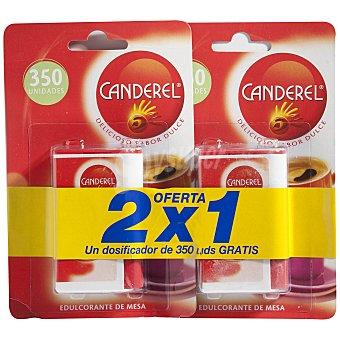 Canderel Endulzante bajo en calorías 350 ud
