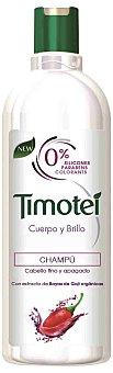 Timotei Champú Cuerpo y Brillo Timotei 400ml 400 ml