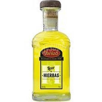 Cepa de Cristal Licor de orujo a las hierbas Botella 70 cl