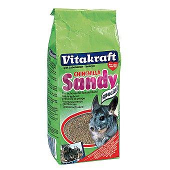 Vitakraft Arena para chinchillas Sandy Special Bolsa 1 kg