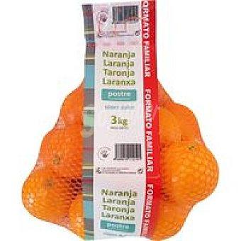 Naranja para postre Malla 3 kg