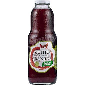 Santiveri Zumo de manzana con granada sin azúcares añadidos Envase 1 l