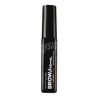 Maybelline New York Máscara de cejas Browdrama dark brown 1 ud