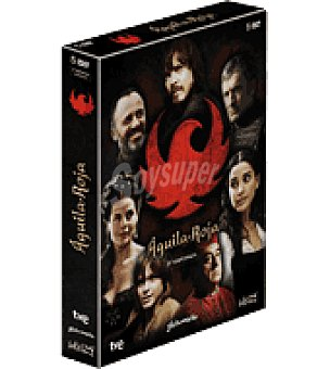 Águila Roja 3T (5 dvd)