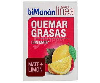 Bimanan Linea Capsula antigrasas con extracto de mate y polvo de limón bimanan 25,2 g
