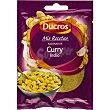 Sazonador para curry indio (3-4 raciones) Sobre 30 g Ducros