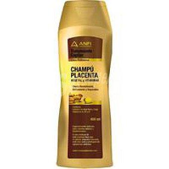 QUERAY Champú placenta vegetal 400 ml