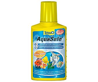 Tetra Acondicionador de agua tetra aquasafe Bote 250 ml