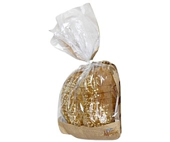 PAN DE MOLDE Pan de molde natural con centeno y avena 500 gramos