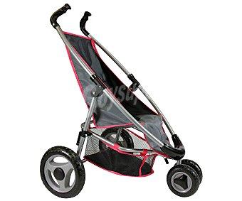 Rik&Rok Auchan Carrito Plegable, para Bebés de 38-52cm 1 Unidad
