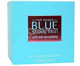 Blue Seduction Fragancia fresca para mujer 100 mililitros