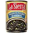Frijoles negros enteros Lata 560 g La sierra