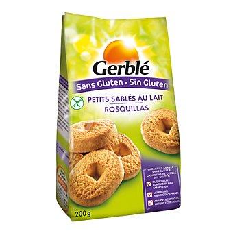 Gerblé Rosquillas Dietéticas Sin Gluten 200 g