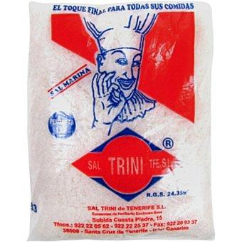 TRINI sal común gruesa Paquete 1 kg