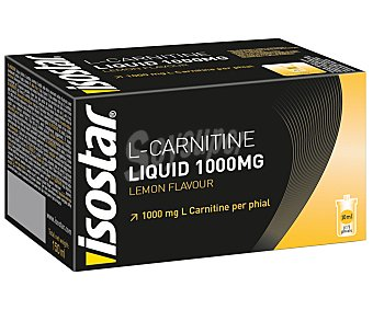 Isostar L Carnitina liquida sabor limon 1000MG