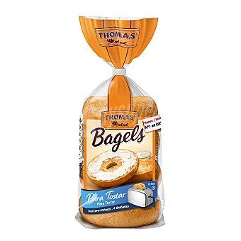 Bimbo Panecillos Thomas Bagels Paquete de 340 g