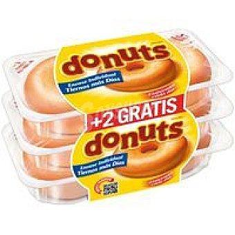 Panrico Donuts clásico 4 unid., paquete 192 g + 50%
