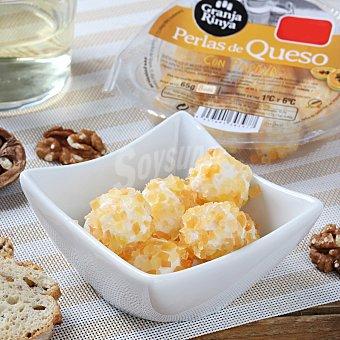 Granja Rinya Perlas de queso con papaya 65 gr