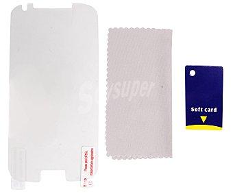 Productos Económicos Alcampo Galaxy S4 protect.panta.