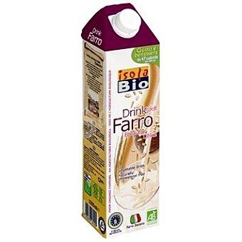 Isolabio Qbio Bebida de espelta ecológica con calcio Envase 750 ml