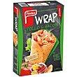 Wrap pollo barbacoa pack 2x150 g Findus