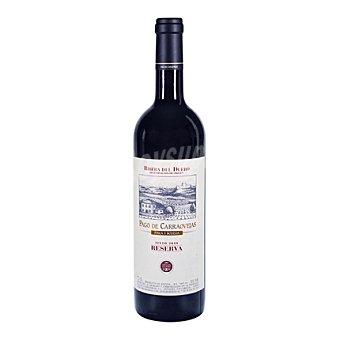 Pago de Carraovejas Vino D.O. Ribera del Duero tinto reserva 75 cl
