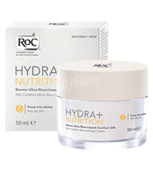 RoC Bálsamo Ultranutritivo 24 horas Hydra+ 50 ml