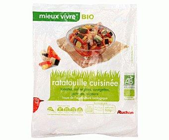 Auchan Salteado Ratatouille Ecológico 600g
