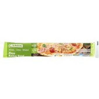 Eroski Masa pizza extrafina Paquete 280 g