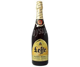 Leffe Cerveza rubia Botella 75 cl
